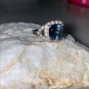 Jewelry - Nataliya V Collister Topaz Sterling Silver Ring